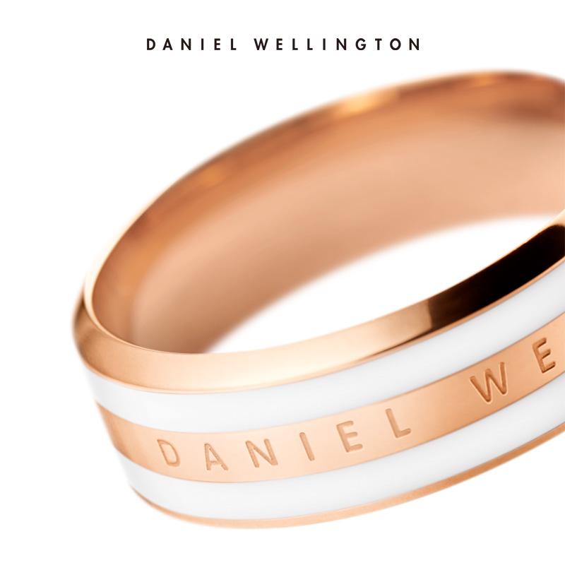 戒指 dw 饰品男女戒指 戒指 dw 丹尼尔惠灵顿 Danielwellington