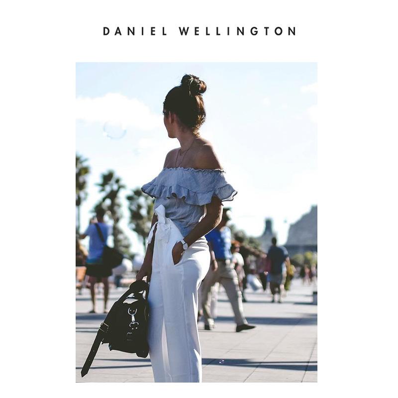 皮革表带女表 28mm 女手表 dw Danielwellington 年终盛典 12.12 Danielwellington 女手表 Danielwellington 年终盛典  12.12