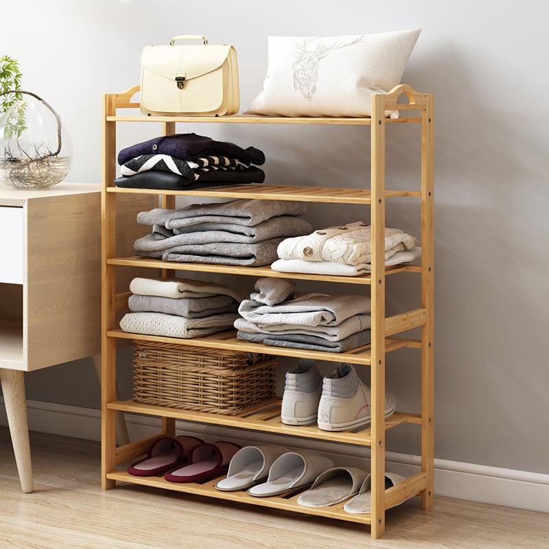 鞋架子多层简易家用经济型省空间学生宿舍置物架收纳神器门口鞋柜
