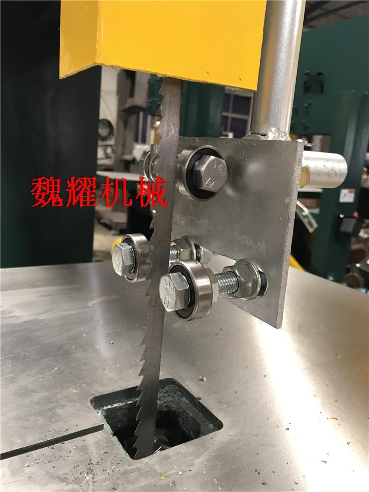 木工机械 MJ345 346细木工带锯机曲线带锯18寸弯料锯开料锯带锯床