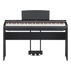 雅马哈电钢琴p125官方旗舰88键重锤专业考级儿童初学成人便携电子