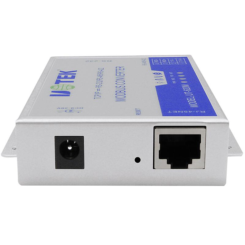 宇泰ut-620M Modbus TCP/IP转换器MODUSB 232/485/422串口服务器