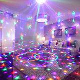 Lanterns decorate the room flashing lights string lights Starry ktv bar colorful color festive atmosphere lights the stars home
