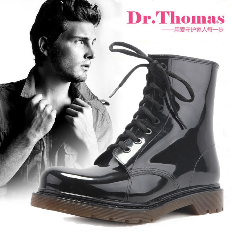 雨鞋男休閒釣魚鞋短筒低幫馬丁雨靴水鞋套鞋膠鞋防水鞋防滑鞋水靴