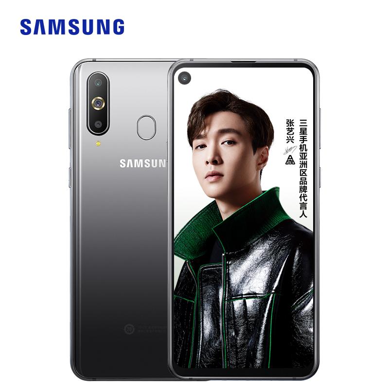 新品上市 黑瞳全视屏 全网通手机 4G 官方正品 G8870 SM A8s Galaxy 三星 Samsung 现货速发