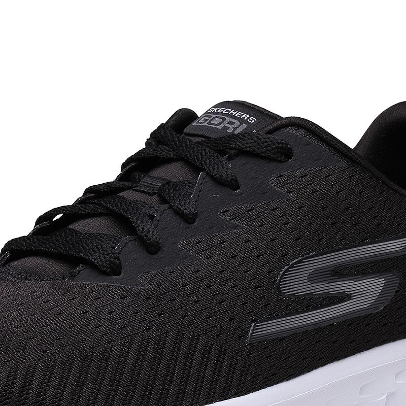 Skechers斯凯奇男鞋新款轻便跑步鞋慢跑鞋 透气网布运动鞋 54354