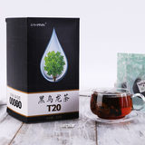 3 get 1 free black oolong tea triangle tea bag in small bags to remove the tea bag fat non-special Japanese oil cut black oolong