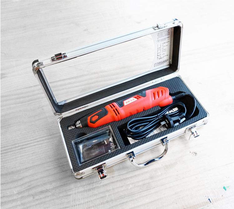 日本电动雕刻刀 雕刻机 木工刻刀根雕工具刻牌匾木雕DIY套装雕刻