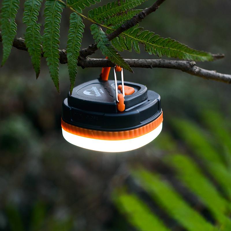 NH可充電USB帳篷燈露營燈戶外營地燈野營燈應急燈家用小夜燈