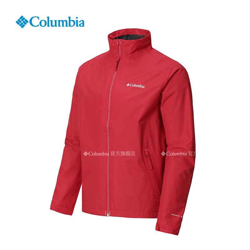 19  WE0049 春夏新品男款防水冲锋衣 Columbia 哥伦比亚户外