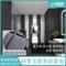 北欧瓷砖黑白色墙砖地砖北欧陶瓷小方砖厨房阳台浴室卫生间马赛克