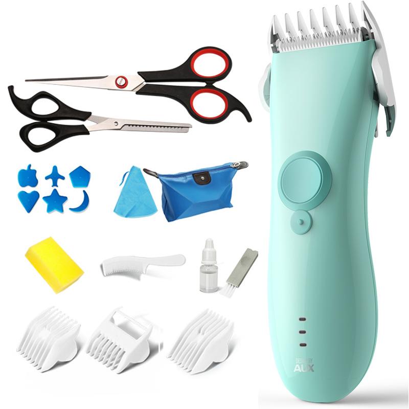 婴儿理发器超静音剃头发推剪自己新生幼儿童剃发推子宝宝家用神器