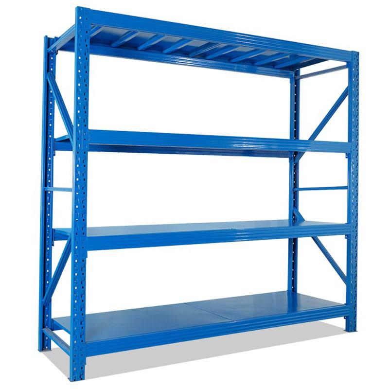 货架仓储家用仓库货架置物架储物库房货架服装厂铁货架多层隔板架