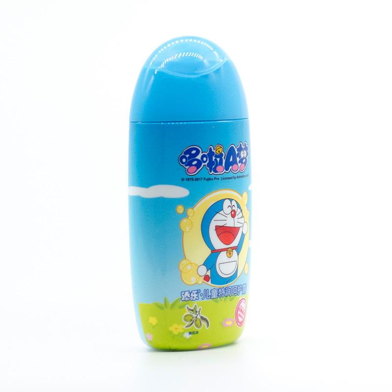 哆啦A梦儿童润肤露身体乳液保湿滋润宝宝全身面霜营养霜120g*2瓶