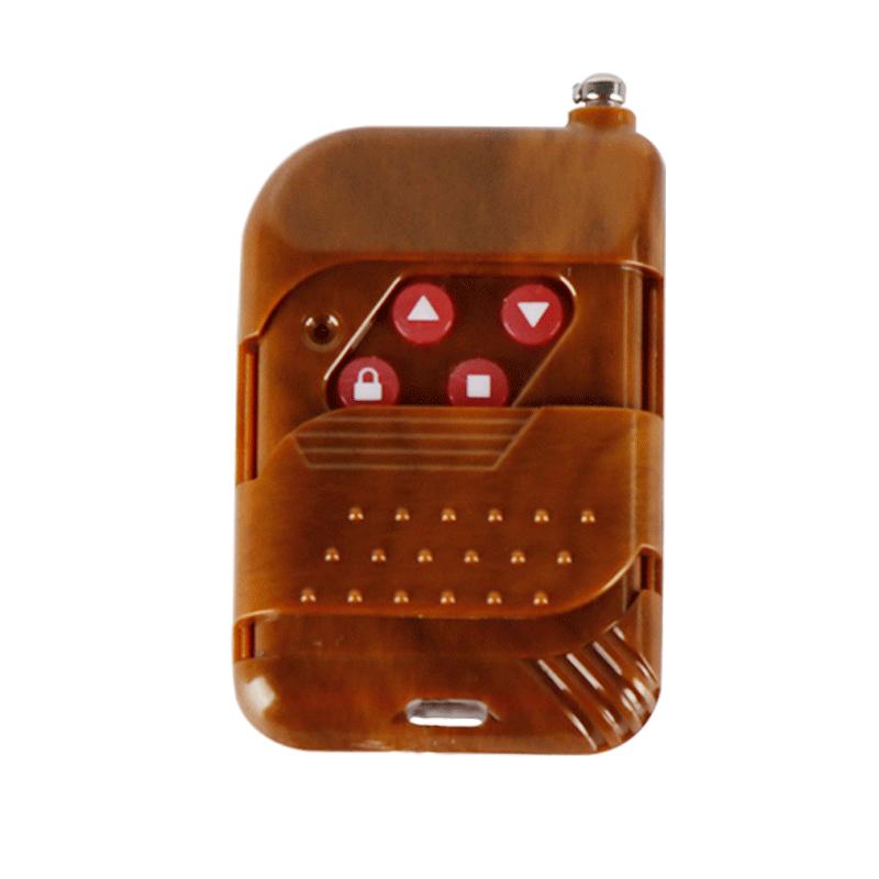 通用型道闸伸缩 315 对拷 433 卷帘门遥控器车库门电动机卷闸控制盒器