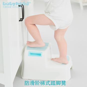 洗手加高防滑宝宝踩脚椅子垫脚凳