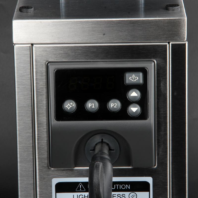 蒸汽奶泡机商用 Welhome惠家MS-130D专业双孔泵压打奶机 打奶泡机