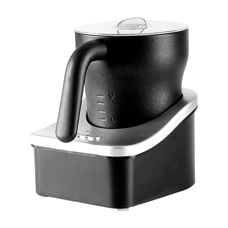 全自动奶泡机  电动磁旋奶泡壶 加热牛奶咖啡打奶泡器 冷热打奶器