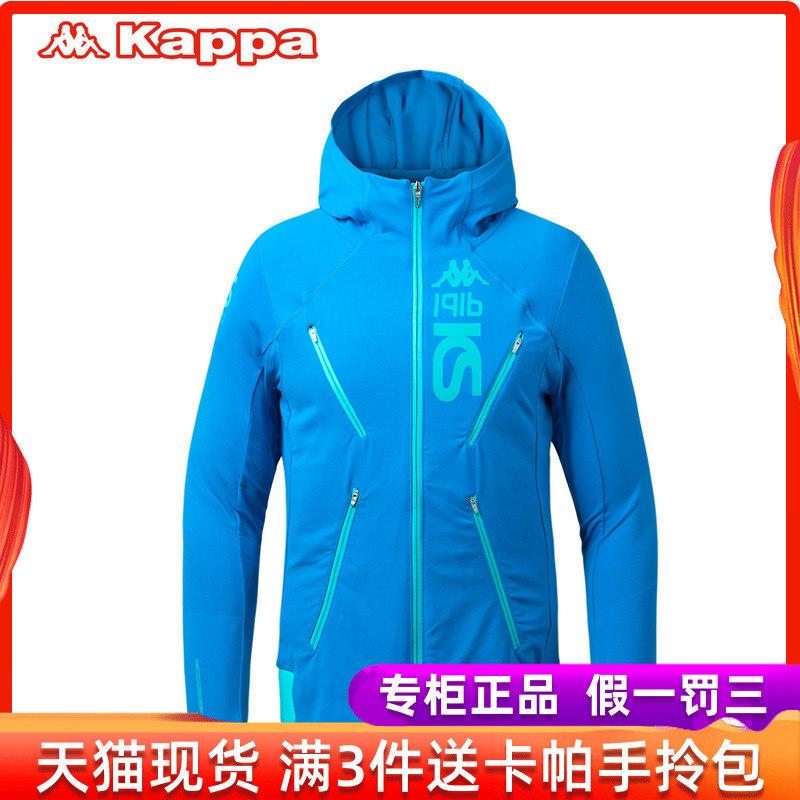 Kappa卡帕男衛衣 連帽衛衣運動外套 |K0652MK72