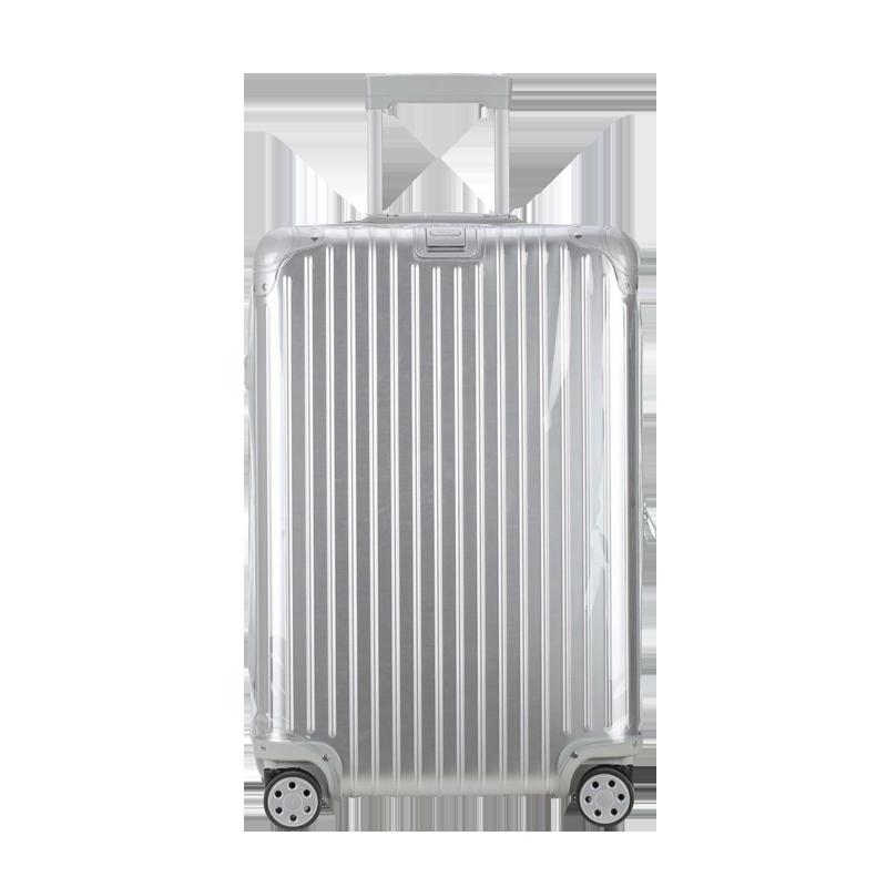 拉杆箱子旅行箱行李箱套 20 寸 trunk30 日默瓦保护套透明 rimowa 适用