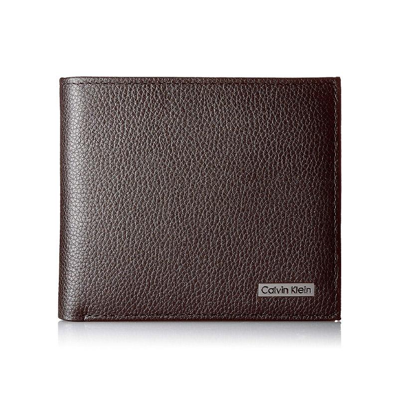 集货美国Calvin Klein钱包 男士时尚新款短款礼盒装钱包国际正品优惠券