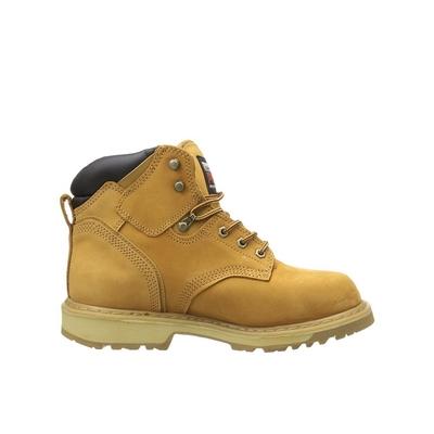 跨境Timberland男鞋 PRO防护高帮工装靴户外男鞋大黄靴33030