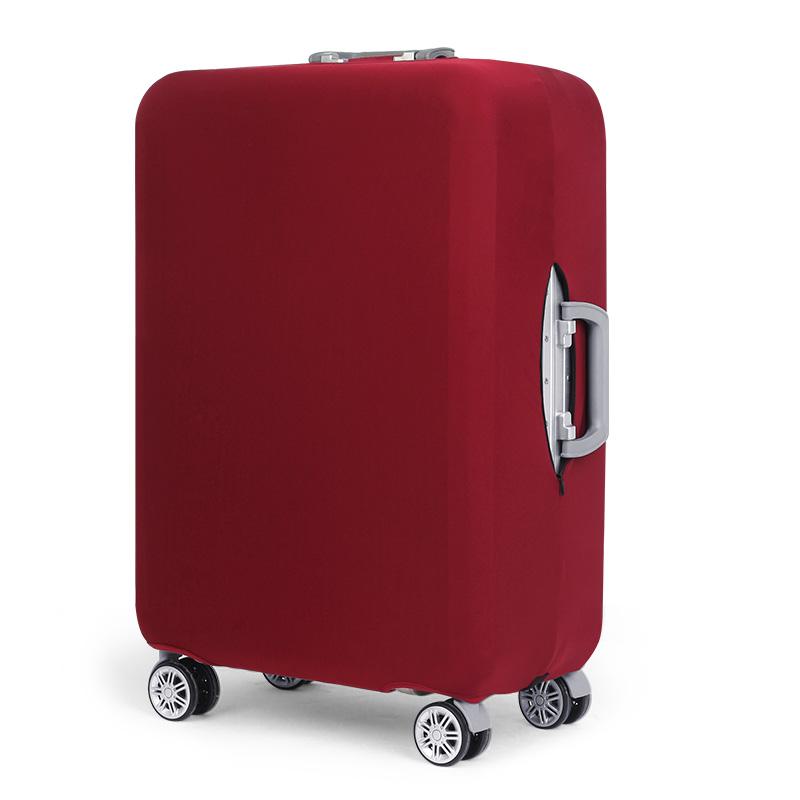 弹力行李箱保护套旅行箱防尘罩袋拉杆箱套20/24/28/30寸加厚耐磨