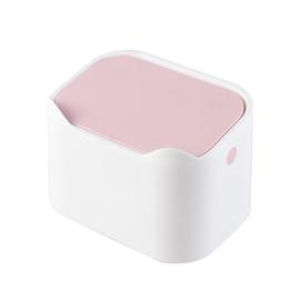 桌面按压垃圾桶 可爱网红迷你ins卧室 小可爱少女心垃圾袋收纳筒