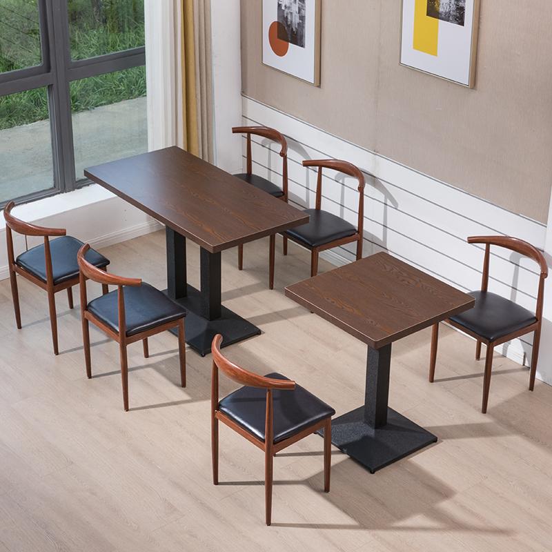 厅桌椅餐饮商用经济型