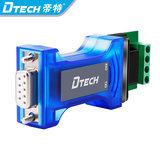 DT-9015 Passive RS232 to RS485 Converter Industrial Grade Optical Isolation Serial Protocol Module