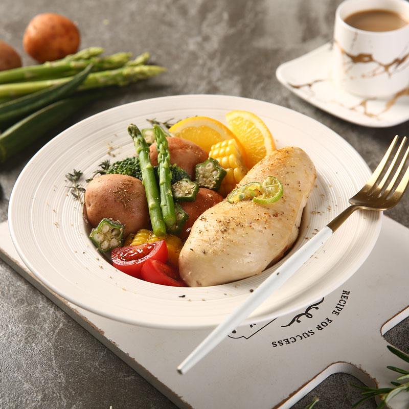 【40袋】馋帽鸡胸肉健身开袋即食代餐低脂高蛋白轻食速食鸡肉零食
