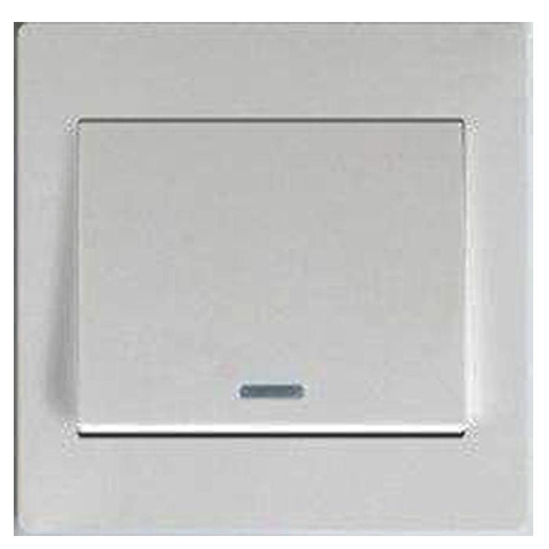 雙控 86 智能家用免布線搖控器燈隨意貼 220v 元雁牌無線遙控開關面板