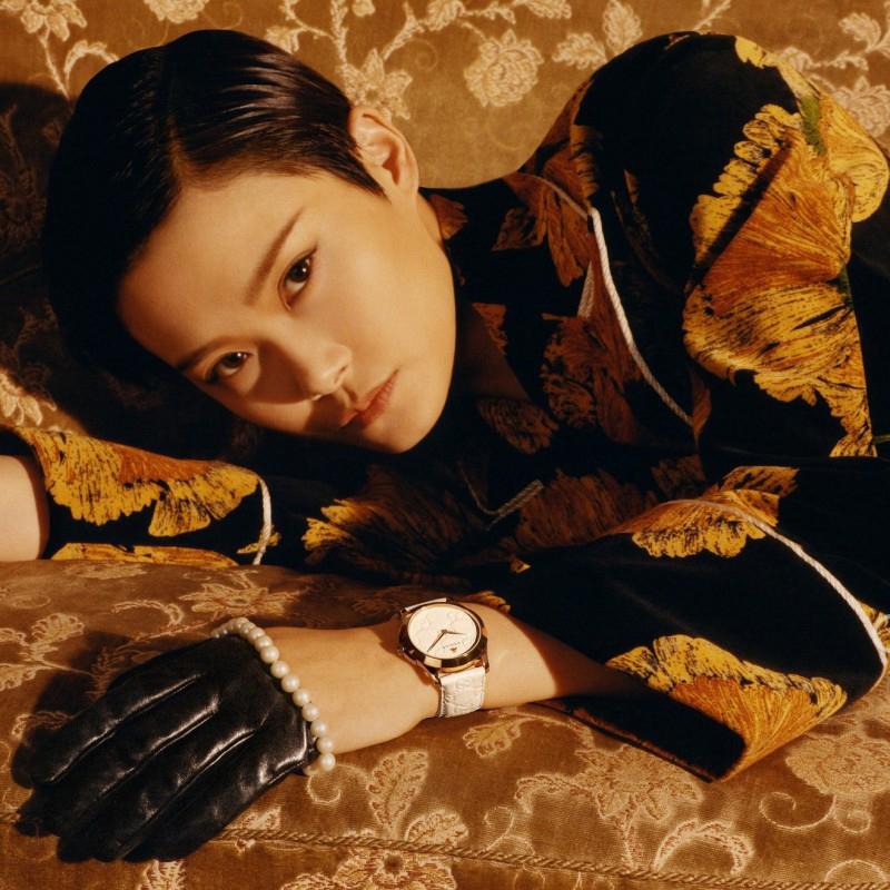 GUCCI古驰手表女正品欧美潮牌石英时尚复古潮流网红女表YA126580