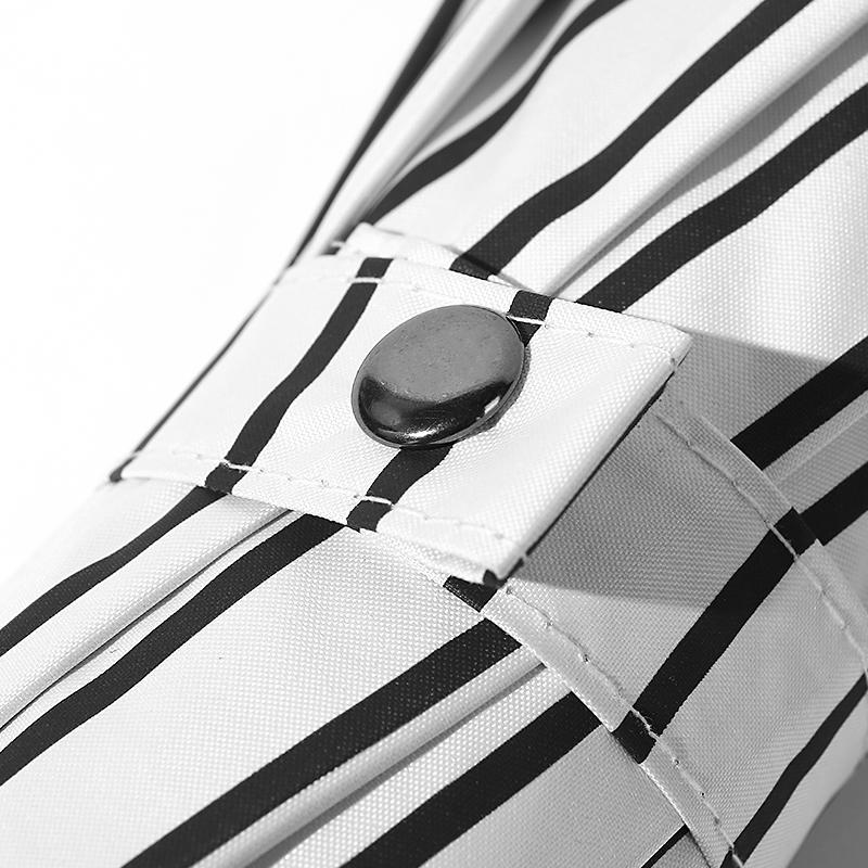 全自动晴雨两用黑胶雨伞大号折叠伞女遮阳伞男双人太阳伞防紫外线