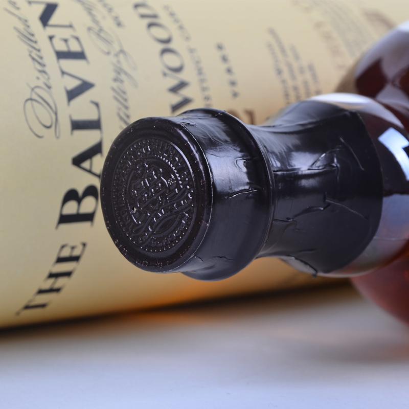 12 年雙桶蘇格蘭單一麥芽威士忌酒純麥威士忌酒 洋酒 百富 Balvenie