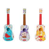 New Music Fisher Ukulele children's musical instrument toys mini simulation playing baby toys beginners entry