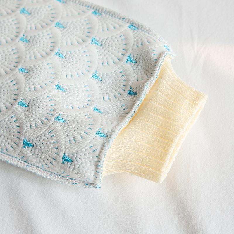 美人鱼搓澡巾搓澡神器洗澡巾搓背长条包邮强力搓灰搓泥后背海绵女
