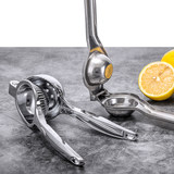Stainless steel household juicer manually squeezed lemon juice clip is juicer juicer lemon juice is pressed
