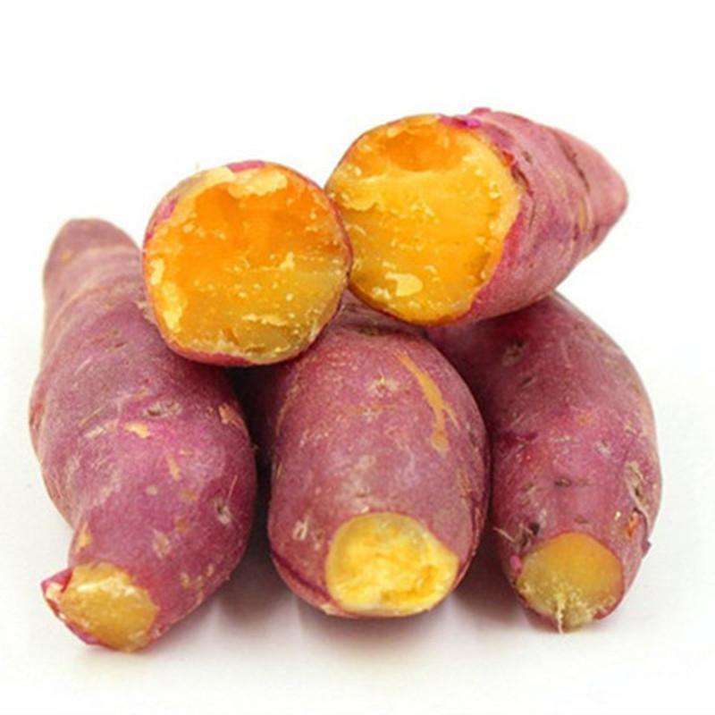 2021年出土新鲜红心红薯粉糯烤红薯黄心地瓜农家红苕5斤