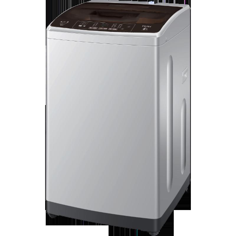 公斤大神童家用全自动波轮洗衣机 8kg Z1269 XQB80 海尔 Haier
