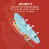 Insole male aj11 rat year destiny step on villain red coconut original air force one deodorant martin boots female converse