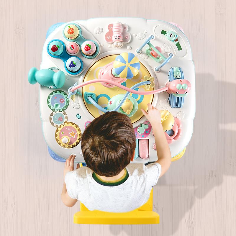 婴儿玩具益智早教6个月以上9个月宝宝一岁半儿童十8女孩6到12幼八