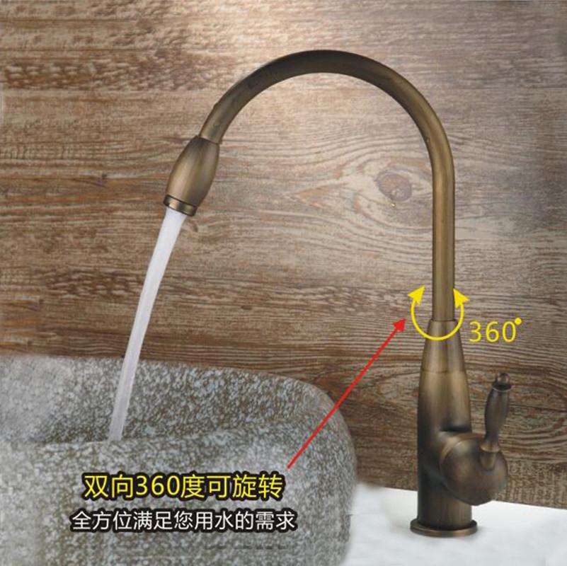厂家直销家装建材卫浴水暖五金全铜仿古洗菜盆水槽面盆厨房水龙头