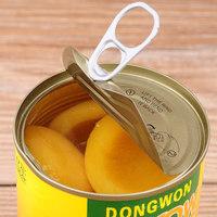 安徽砀山特产胜华黄桃罐头425gX5新鲜糖水黄桃水果罐头休闲食品 (¥11)