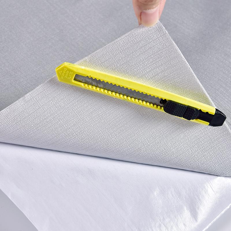 墙纸温馨客厅卧室翻新壁纸自贴学生宿舍寝室装饰贴纸 pvc 自粘防水