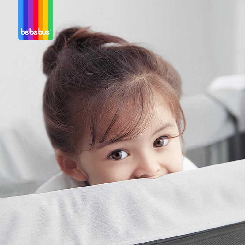 婴儿床拼接大床筑梦家新生儿小床多功能便携式折叠可移动 bebebus