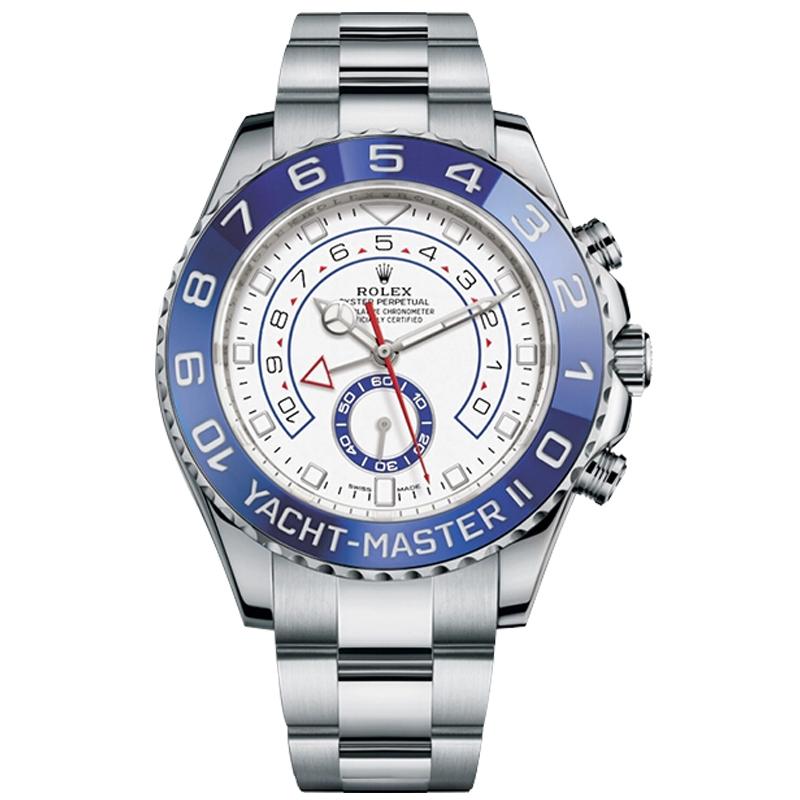 现货 劳力士男表游艇名仕型系列116680-78210机械时尚商务男腕表