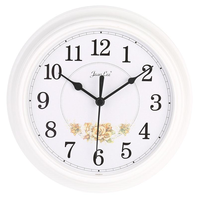 精丽钟表挂钟客厅家用时尚北欧简约