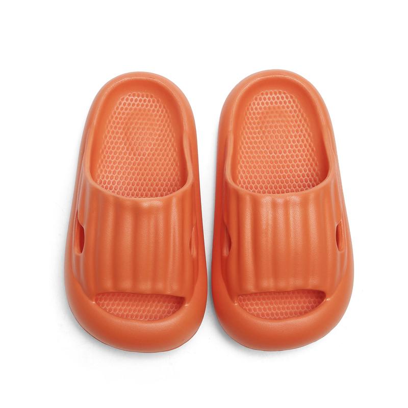 儿童凉拖鞋夏男女童防滑软底室内外包头居家用浴室小孩宝宝洗澡拖