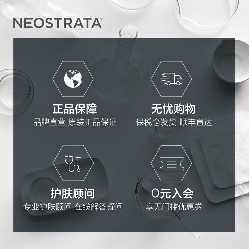 10  缓解痘痘闭口刷酸乳液 AHA Neostrata 芯丝翠倍舒润肤乳